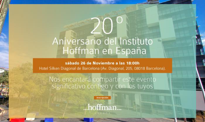 20 aniversario del Instituto Hoffman España
